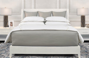 Quilted Coverlet & Sham Color Swatch Dolomia