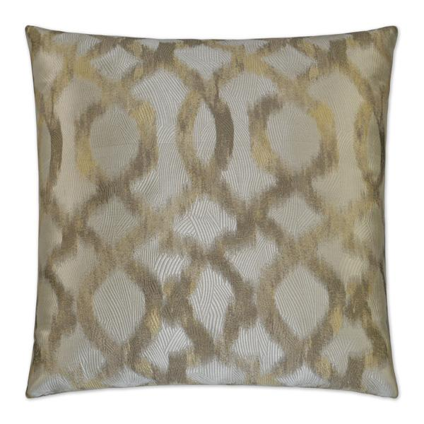 Faux Fresco II Decorative Pillow