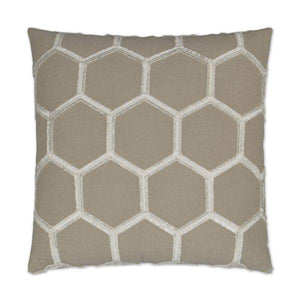 Hex Decorative Pillow