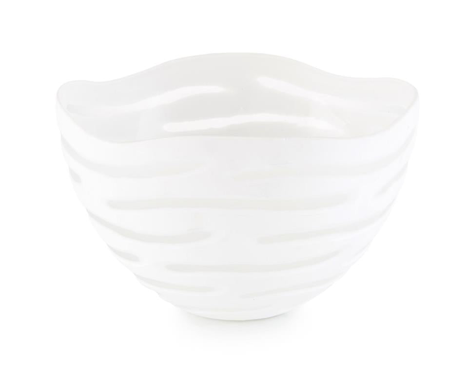 White Tigera Bowl