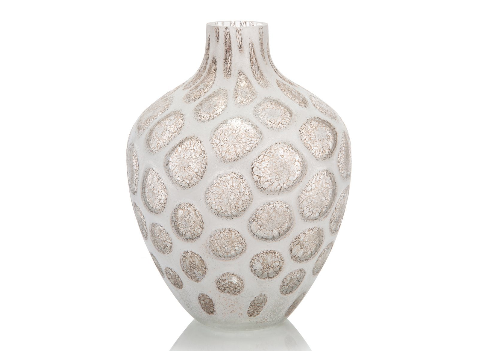 Look of Qrtz HB Glass Vase