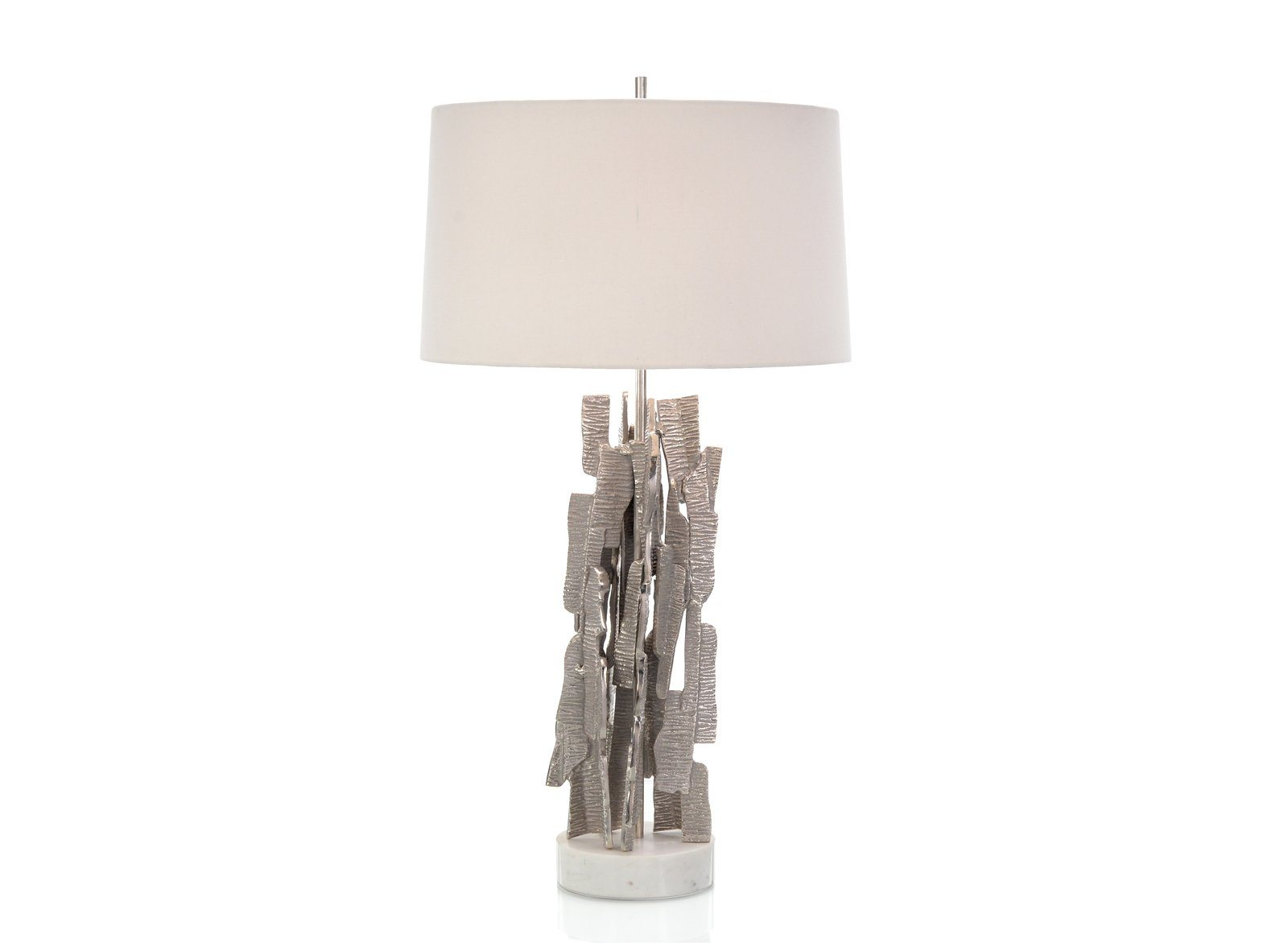 Brutalist Table Lamp