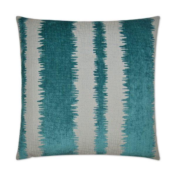 Kamitra - Aqua Decorative Pillow