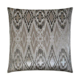 Maximus - Platinum decorative pillow