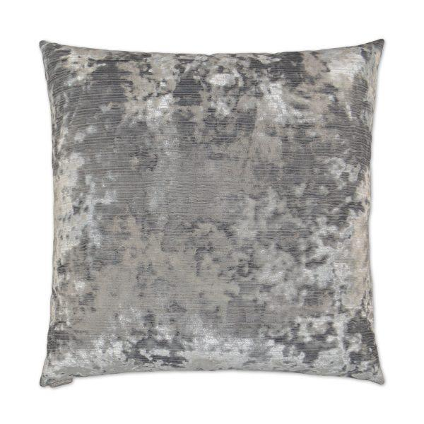 Miranda - Silver Decorative Pillow