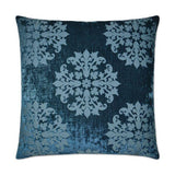 Monterey Court - Peacock Decorative Pillow