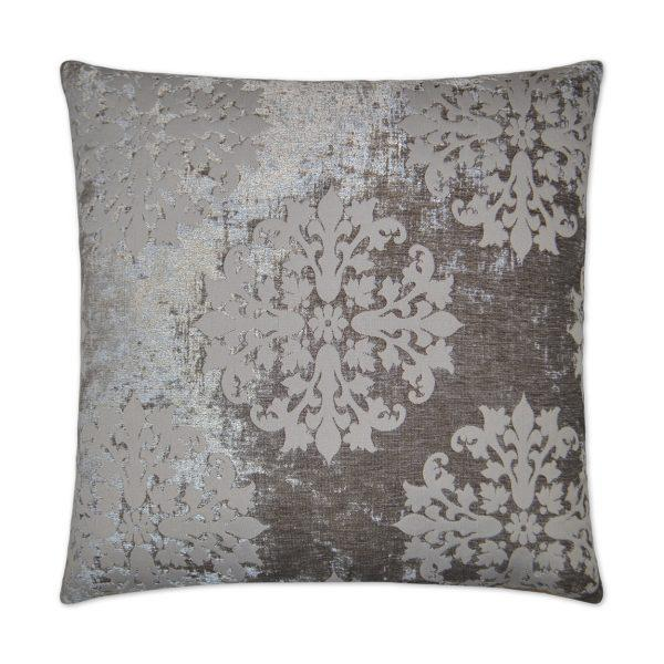 Monterey Court - Sterling Decorative pillow