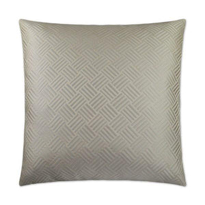 Open Door - Bone Decorative Pillow