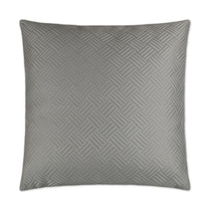 Open Door - Platinum Decorative Pillow