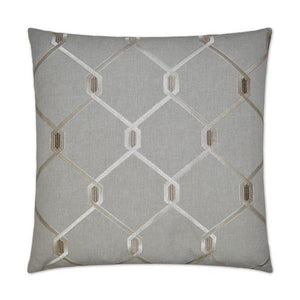 Patrick - Fog Decorative Pillow