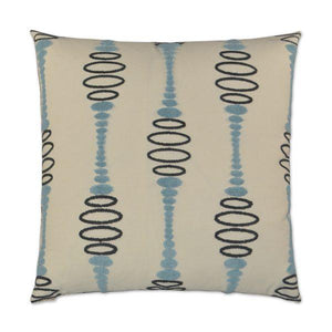 Pogo - Blue Decorative Pillow