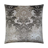 Schubert - Platinum Decorative Pillow