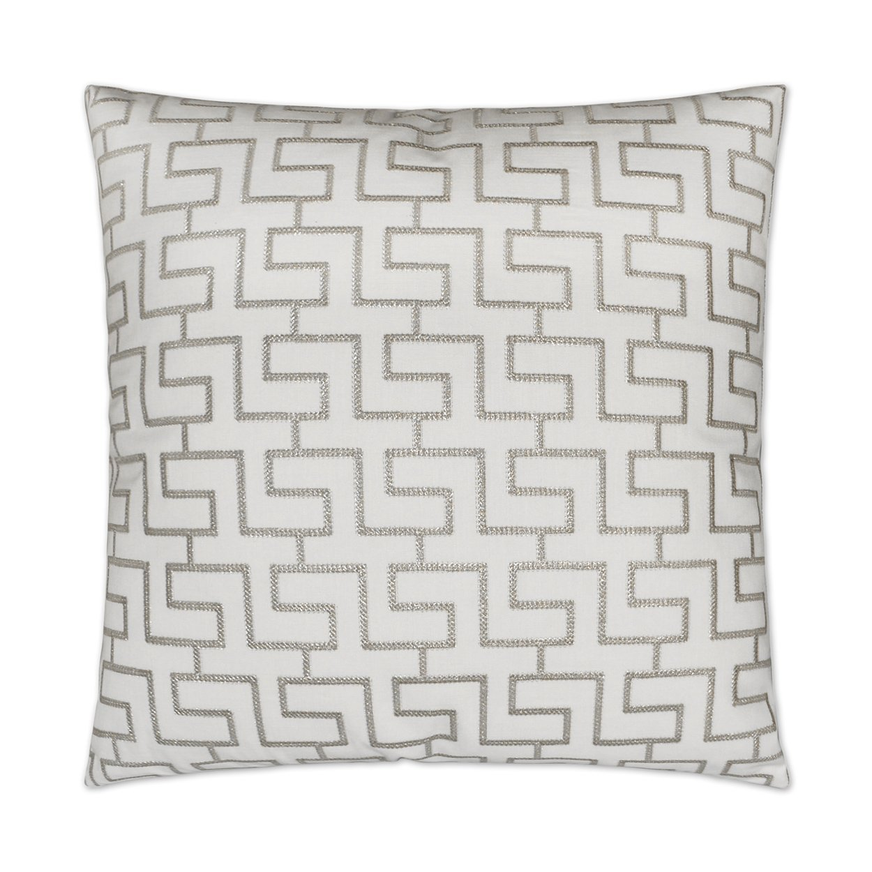 Seam Allowance Decorative Pillow
