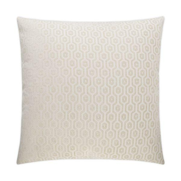 Seneca - Ivory Decorative Pillow