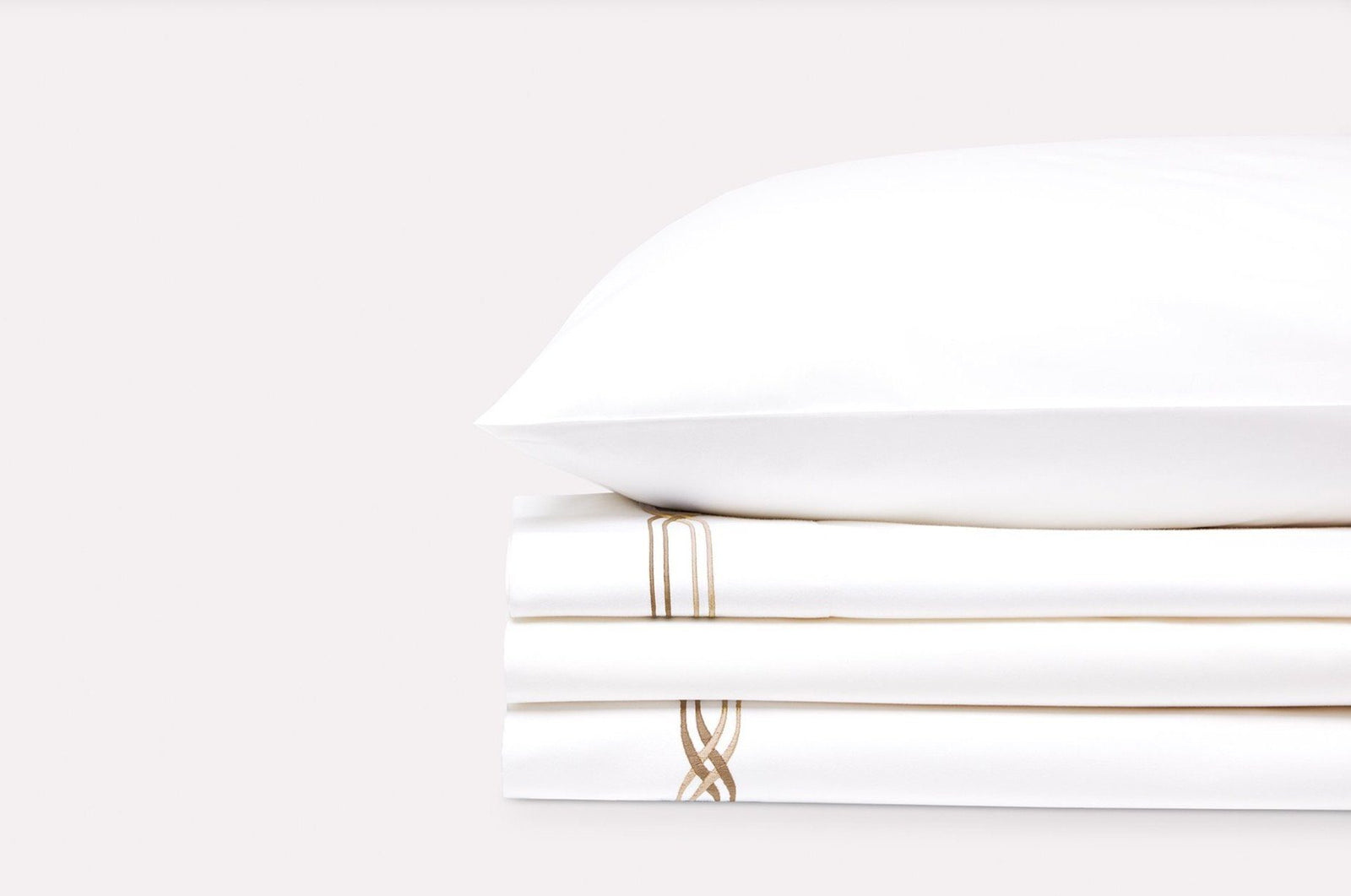 Saint Tropez Sheet Set_Champagne Biscuit