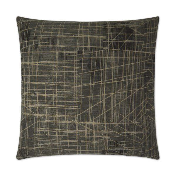 Studio - Gunmetal Decorative Pillow
