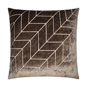 Villa - Mocha Decorative Pillow
