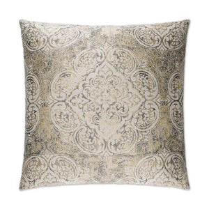 Vogue - Pewter Decorative Pillow