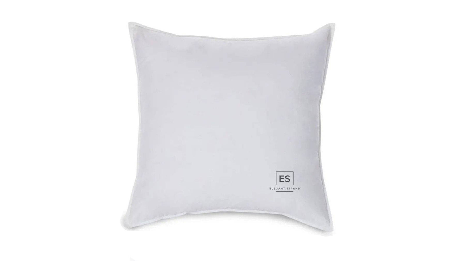 EURO GOOSE FEATHER PILLOW