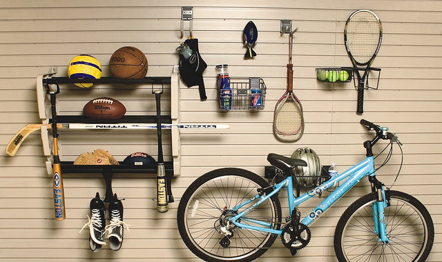 Is your garage a neglected or disorganized part of your home? This area can often become a catchall space for miscellaneous storage
