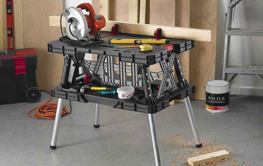 Every garage needs a workbench (or two), but choosing the right one isn't the easiest thing in the world