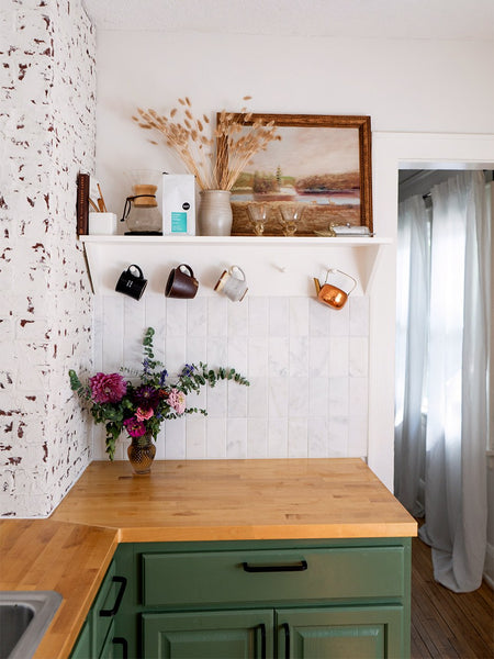 A Kitchen Reno for Just $1K? It Can Be Done