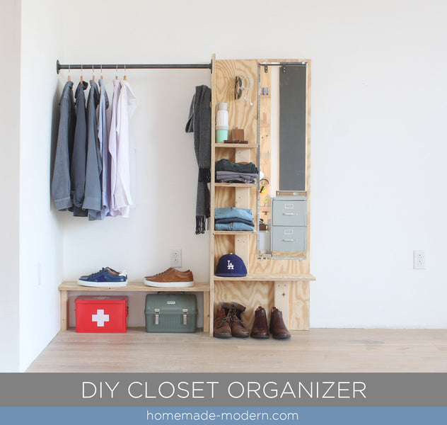 We all love to see an organized closet