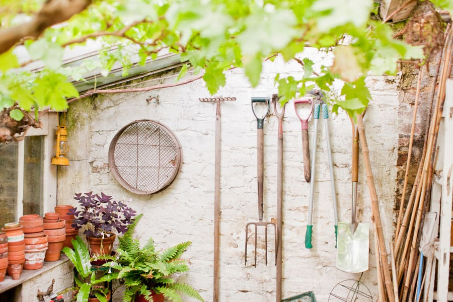 7 DIY hacks for creating the garden shed of your dreams
