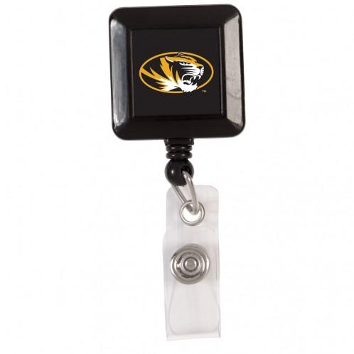 Missouri Tigers NCAA Retractable Badge Holder