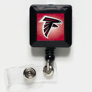 Atlanta Falcons Badge Holder