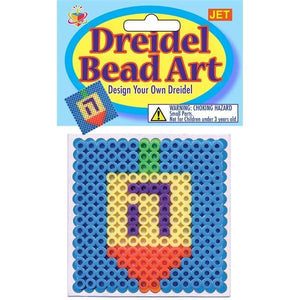 Bead Art - Dreidel