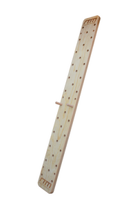 240cm Climbing Peg Board Gym