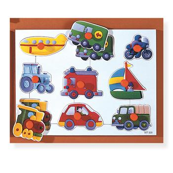 Peg Boards, Farm, Age 2+, Each