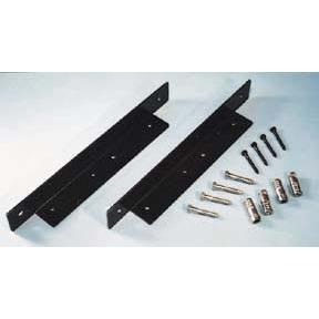 "Climbing Peg board Mounting Bracket for Brick Walls - 6"" board"