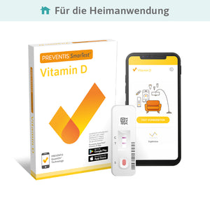 Vitamin D SmarTest® Home - Preventis GmbH