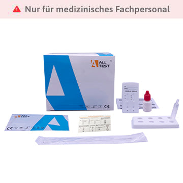 COVID-19 and Influenza A+B Antigen Combo Rapid Test (Nasen-Rachen-Abstrich)