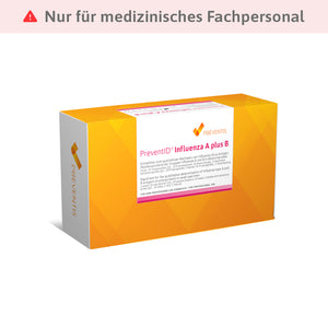 PreventID® Influenza A plus B - Preventis GmbH
