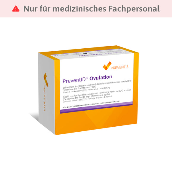 PreventID® Ovulation (Testkassetten) - Preventis GmbH
