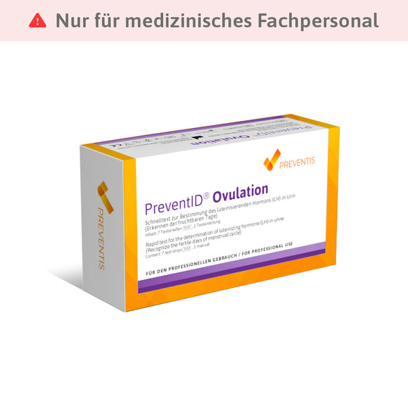 PreventID® Ovulation (Teststreifen) - Preventis GmbH