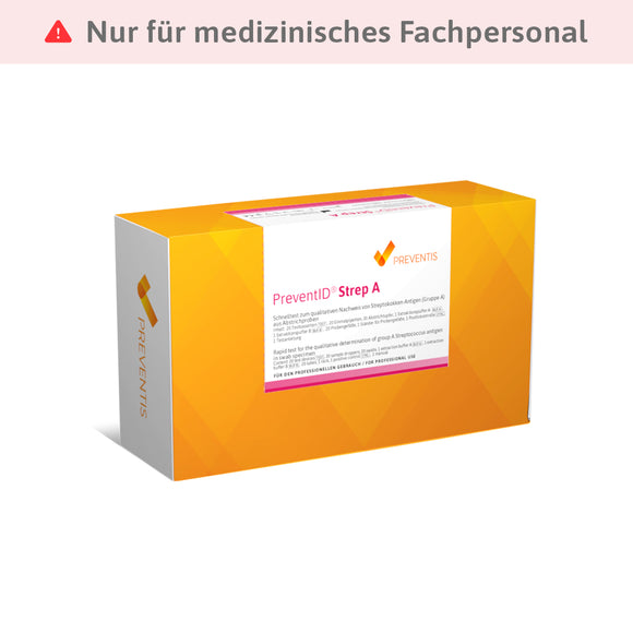 PreventID® Strep A - Preventis GmbH