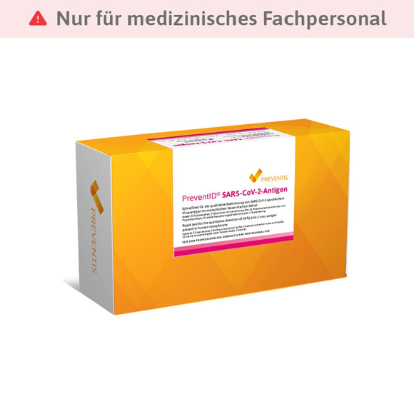PreventID® SARS-CoV-2-Antigen - Preventis GmbH