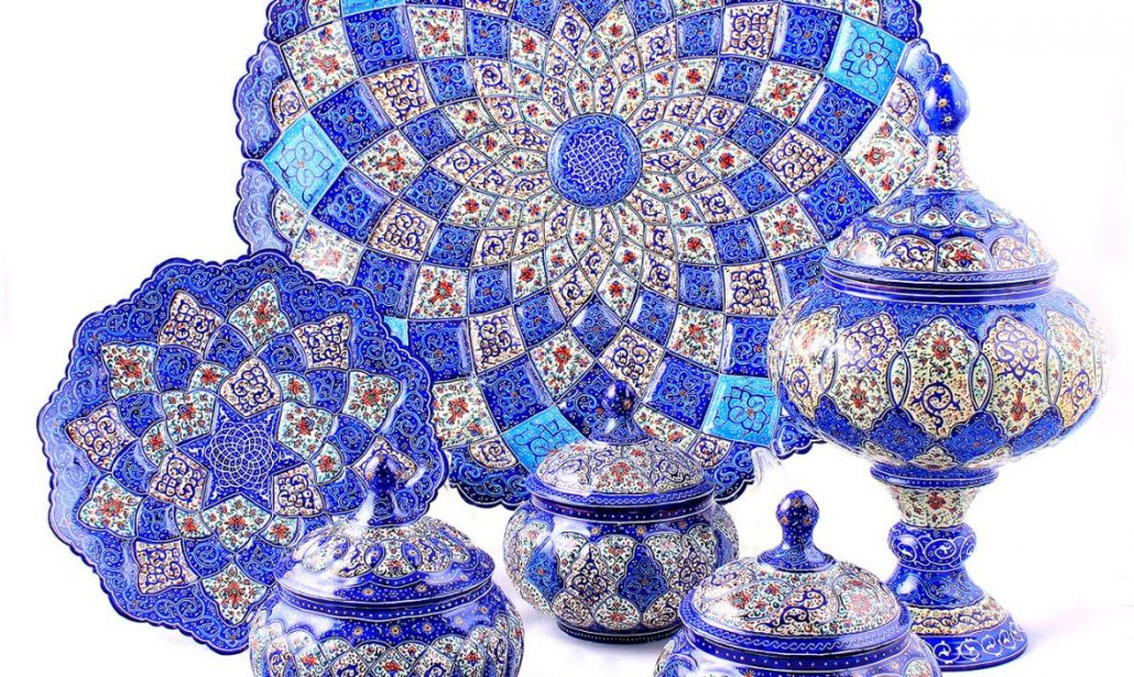 A Brief Introduction to Traditional Persian Handicrafts