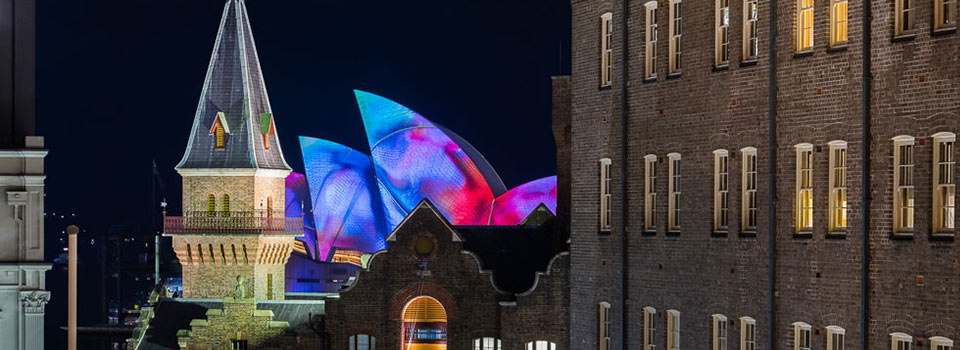 Lights For You wants you to get into Vivid Sydney!