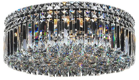 ROTONDO CRYSTAL LARGE FLUSH