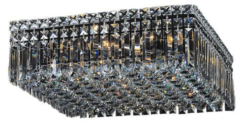 QUADRATO CRYSTAL LARGE FLUSH