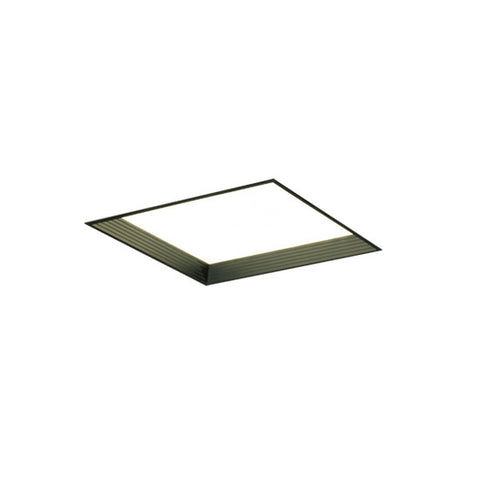 Square recessed LED down light - Non Dimmable