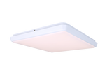 20W slimline square LED oyster-dimmable
