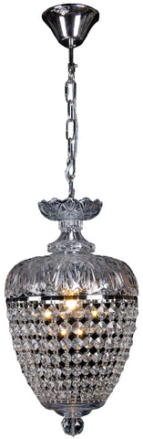 Lode Lighting - Chopin Crystal Basket