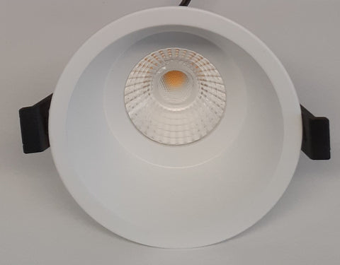 Aluminium IP54 Dimmable LED Downlight