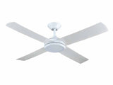 "Concept 3 52"" Ceiling Fan - with built in LED light"